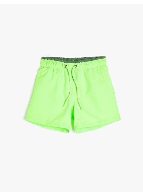 Koton Kids Mayoşort Yeşil
